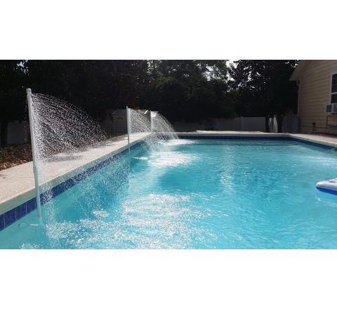 Pool Cooler - For Cooling Hot Swimming Pools